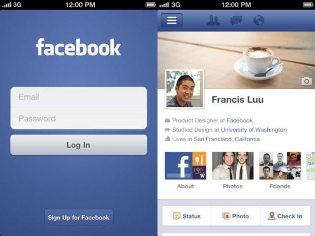 facebook - Facebook cho phép cập nhật trạng thái khi không có internet