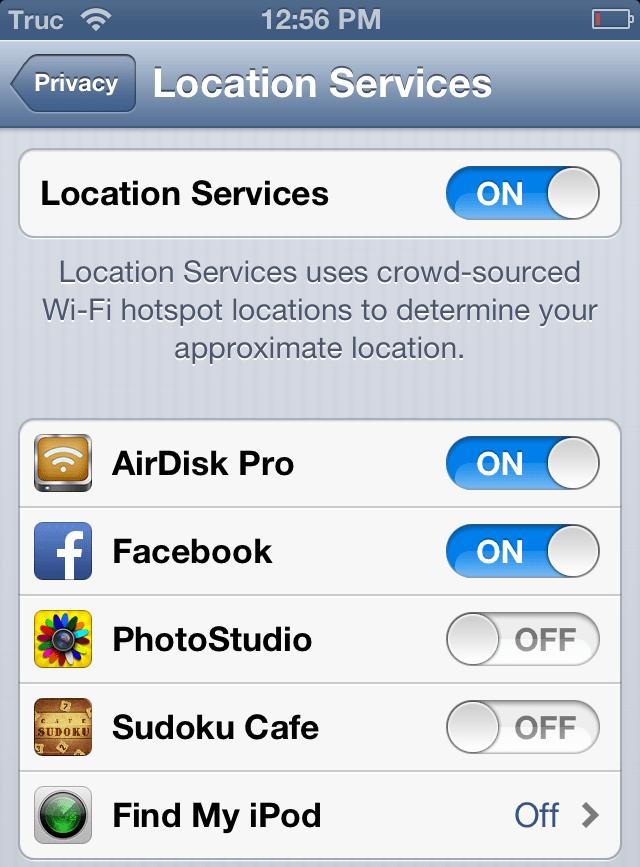 kiem soat 3g ios 10 - Bốn tính năng nên tắt trên iOS để tiết kiệm 3G