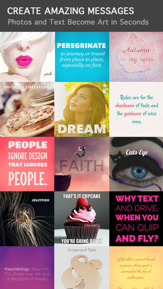 quipio 1 - Quipio: Tạo những mẫu chữ viết đẹp trên iOS