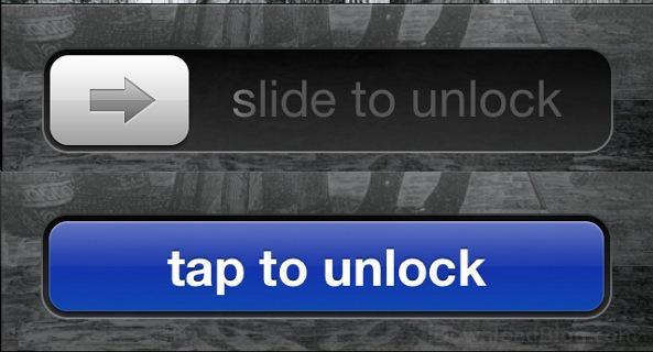 tap to unlock - TapToUnlock7: Mở khóa iOS chỉ với thao tác chạm