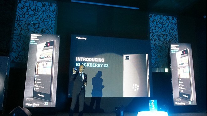 BlackBerry zing - Đặt hàng BlackBerry Z3 từ hôm nay, giá 4,59 triệu đồng