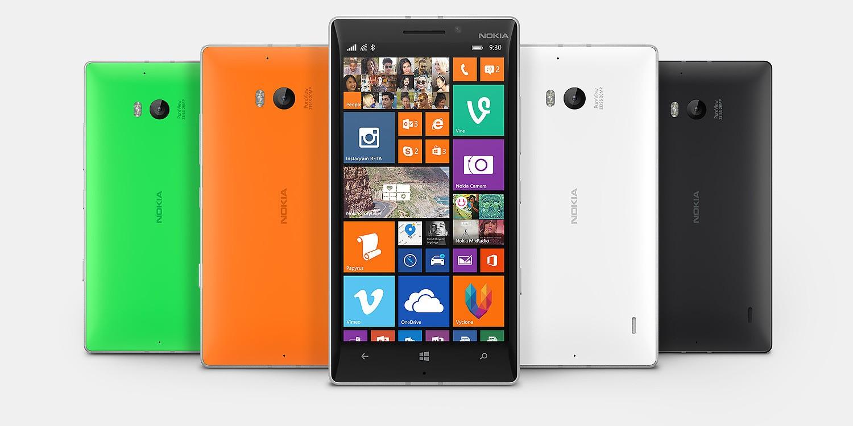 Nokia Lumia 930 Beauty2 - Từ 1/7, đặt hàng Nokia Lumia 930 nhận gói khuyến mại giá trị lớn