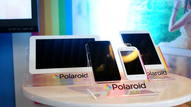 Pola - Polaroid lấn sân với hai máy tính bảng giá rẻ