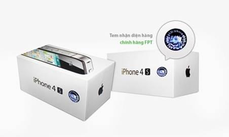 Trading - FPT Trading điều chỉnh giá bán iPhone 5S