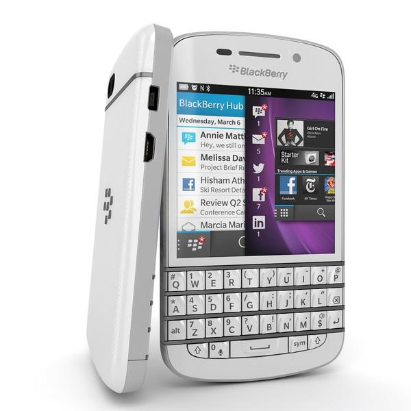 blackberry q101 - Giá Blackberry Q10 chính hãng còn 7 triệu đồng