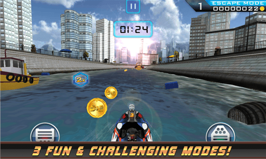 dhoom 1 - Dhoom:3 Jet Speed - Lướt sóng trên Windows Phone
