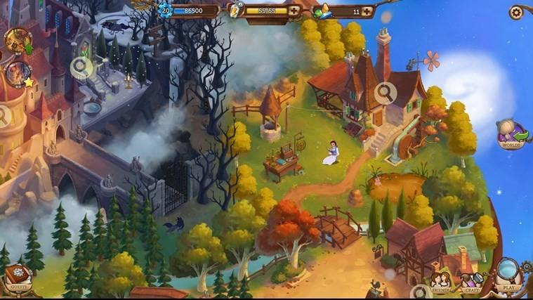 disney hidden world - Disney Hidden Worlds: Tìm kiếm đồ vật ẩn