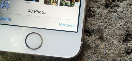 ios8 photos recover - Hướng dẫn phục hồi ảnh bị xóa trên iOS 8