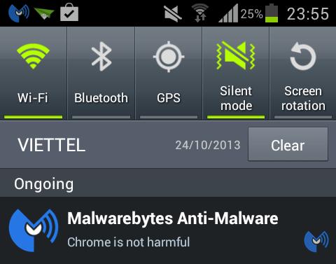 malwarebytes 3 - Bảo vệ Android với Malwarebytes Anti-Malware