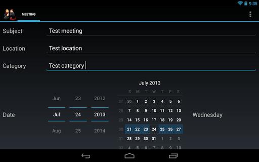 meeting 2 - Meeting Minutes – Theo dõi lịch làm việc dễ dàng trên Android