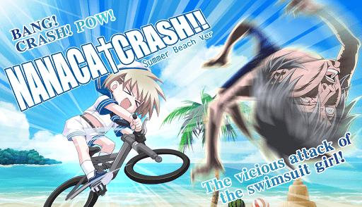 nanaca crash 1 - NANACA + CRASH: Tựa game hài hước trên Android