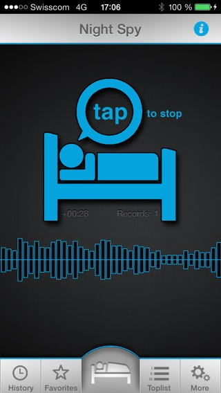 sleeping spy 1 - Night Spy: Theo dõi giấc ngủ của bạn
