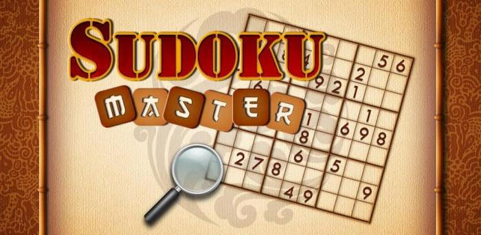 sudoku master - Sudoku Master: game Sudoku hay trên Android