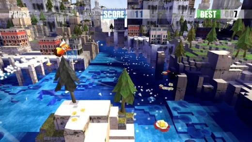 fish 1 - Fish & Shark: Làm chủ dòng nước