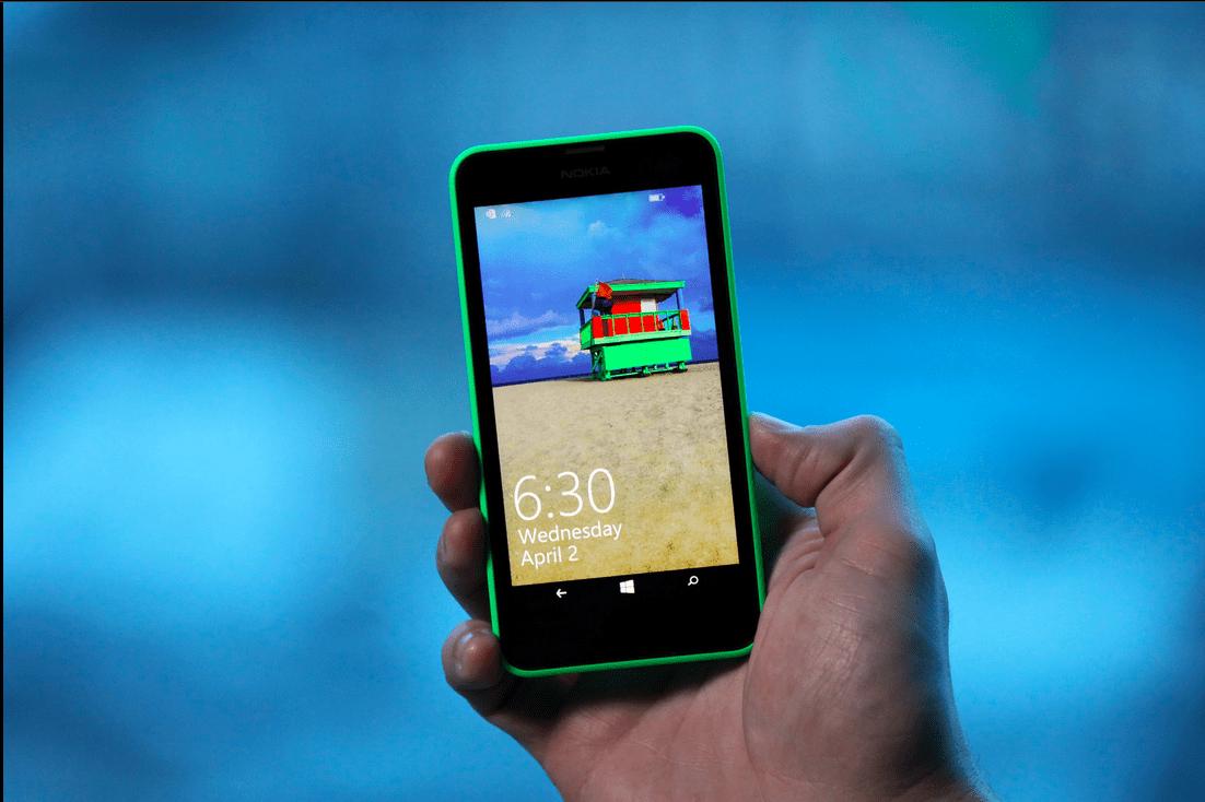 """image0017 - Một số mẫu Nokia Lumia 930 và 630 """"từ chối"""" công cụ tìm kiếm Google"""