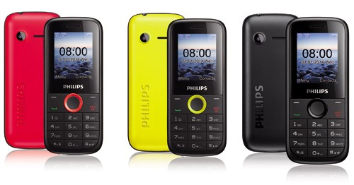 2 1650 1408417021 - Philips E130: Điện thoại 2 SIM giá rẻ