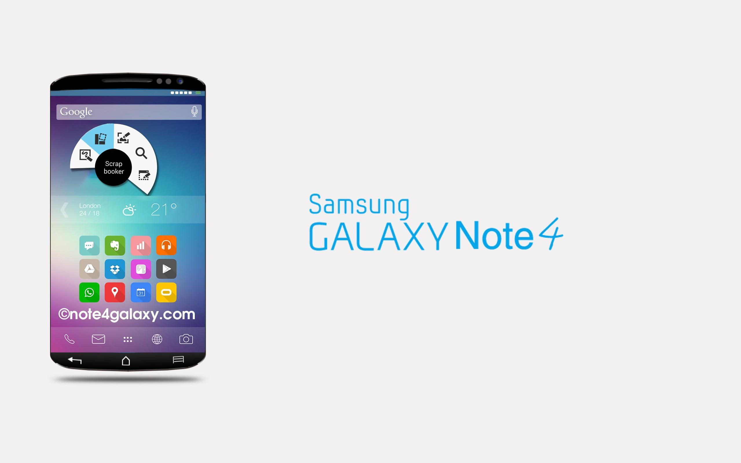 Note 41 - Smartphone đỉnh nào xuất hiện tại IFA 2014?