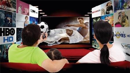 Truyen hinh FPT song dong loi cuon va hap dan - FPT Telecom cung cấp hai gói dịch vụ truyền hình mới