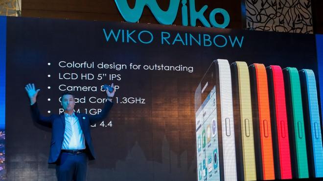 Wiko - Smartphone Wiko vào Việt Nam, bán ra từ tháng 9