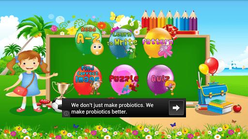 abc 1 - ABC learning games for kids: Bé tìm hiểu bảng chữ cái