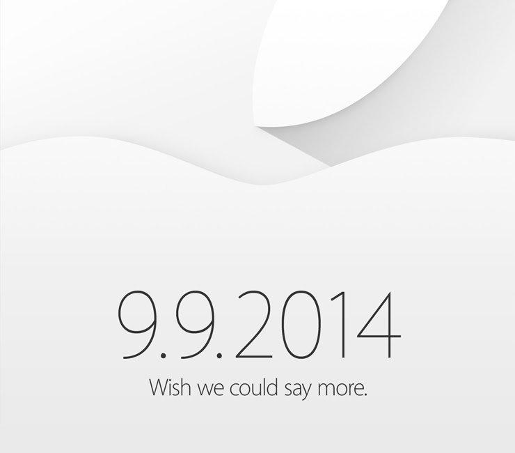 """apple thu moi - Apple sẽ """"vén màn bí mật"""" vào ngày 9/9"""