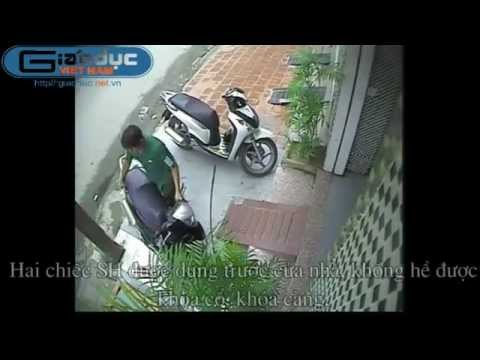 cuop sh - Video: Cướp taxi tỉnh queo