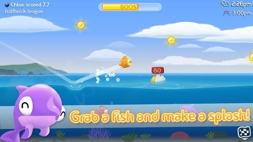 fish of waters 1 - Fish Out Of Water: Giải trí cùng các chú cá