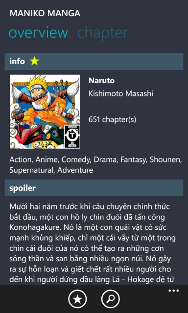 image0031 - Maniko Manga Free: Đọc truyện tranh manga miễn phí trên Windows Phone