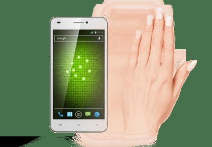 """wave to unlock - """"Tuyệt chiêu"""" vẫy tay để tắt mở màn hình Android"""