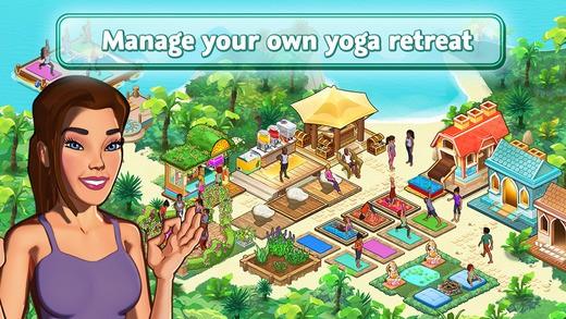 yoga retreat 1 - Yoga Retreat: Tựa game mô phỏng bộ môn Yoga