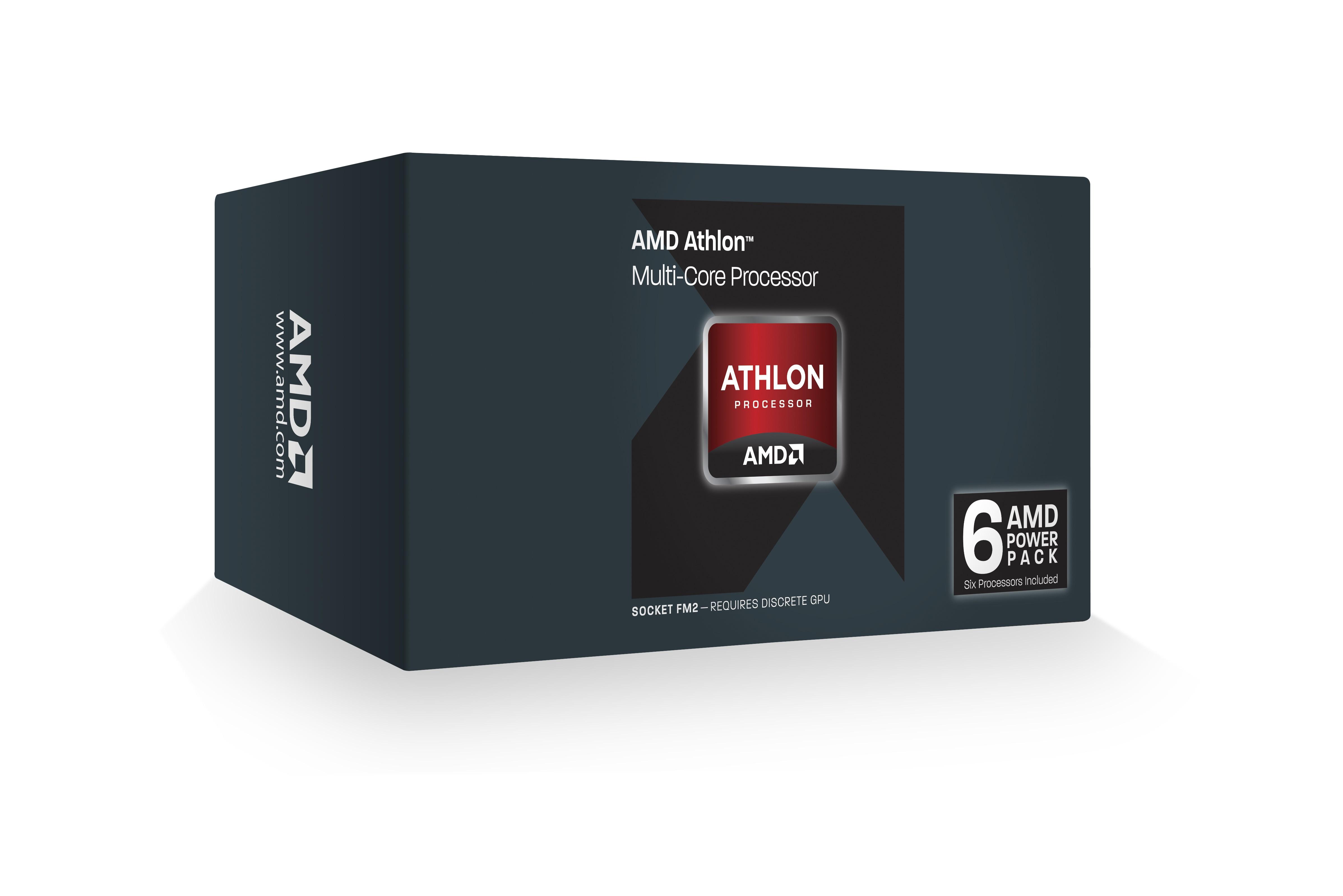 AMD PowerPack Athlon PIB - AMD giới thiệu gói sản phẩm cho hệ thống quy mô nhỏ