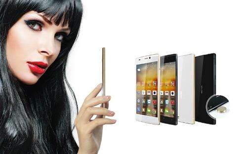 Gionee S5 5 - 12.000 món quà dành tặng khách mua smartphone Gionee