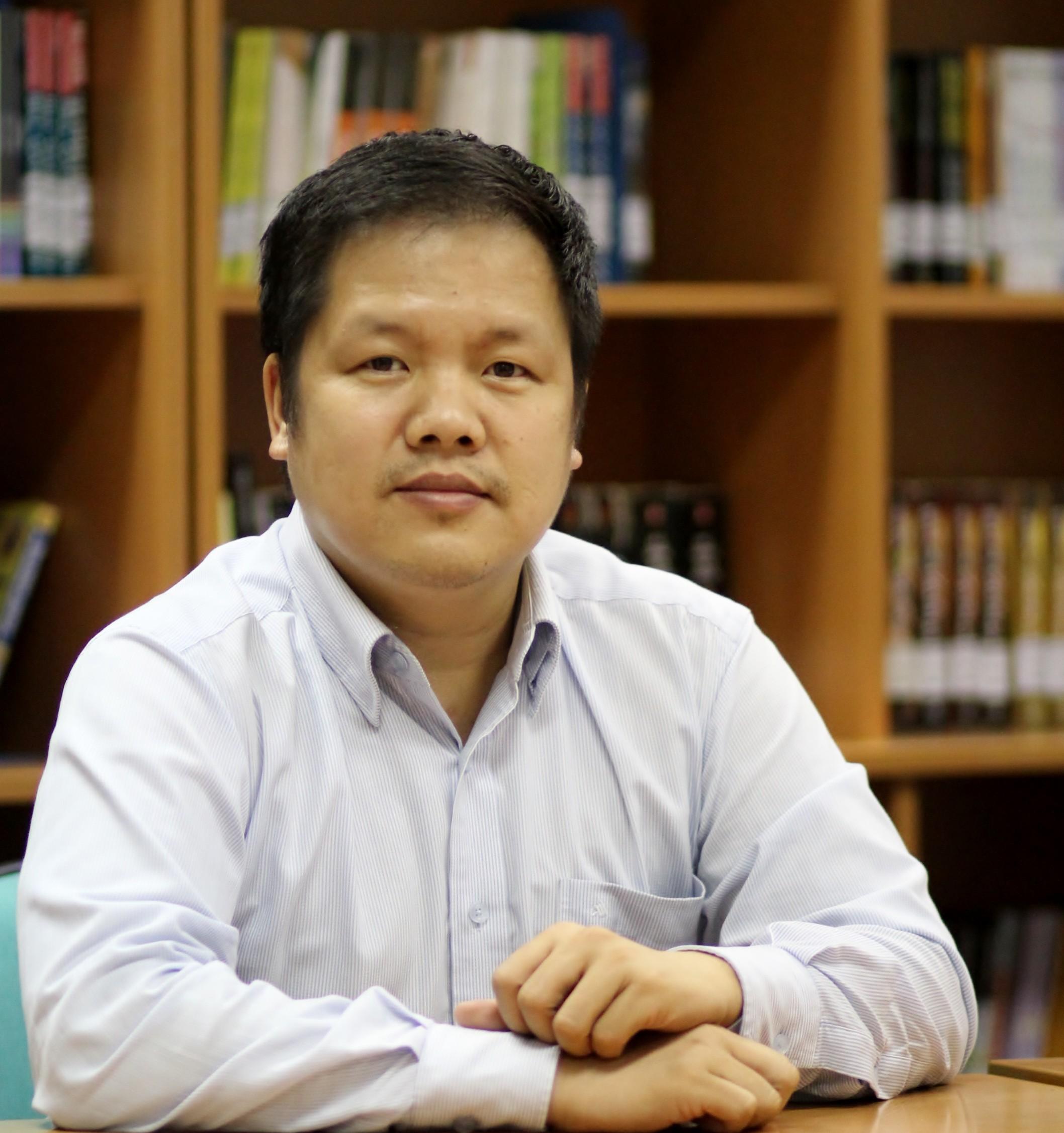 TS Dam Quang Minh hieu truong DH FPT - ĐH FPT bổ nhiệm hiệu trưởng 35 tuổi