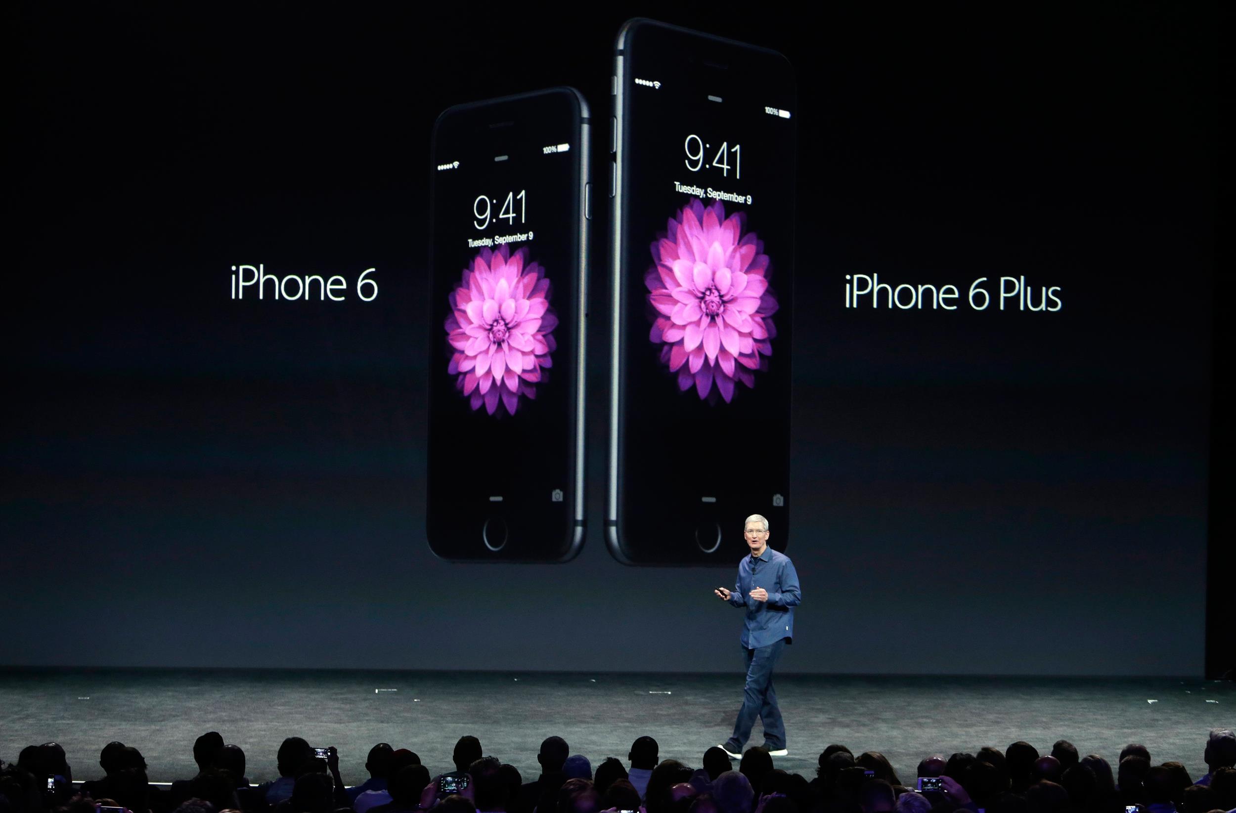 apple iphone 6 plus - Apple iPhone 6 Plus hết hàng nhanh chóng