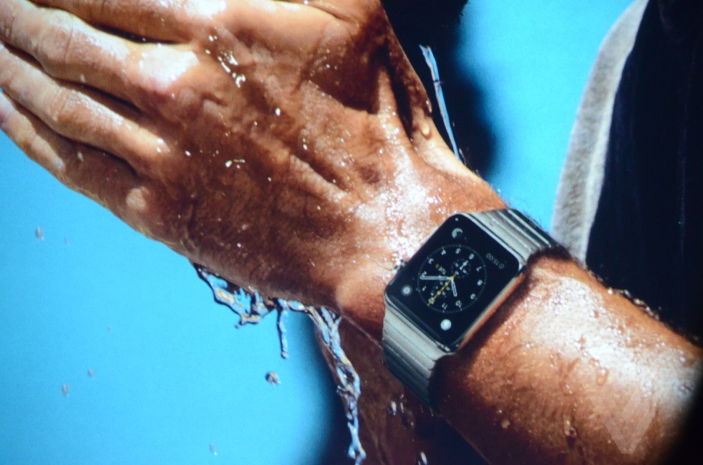 apple watch 14 - Apple Watch tương thích iPhone 5 trở lên, giá 349USD