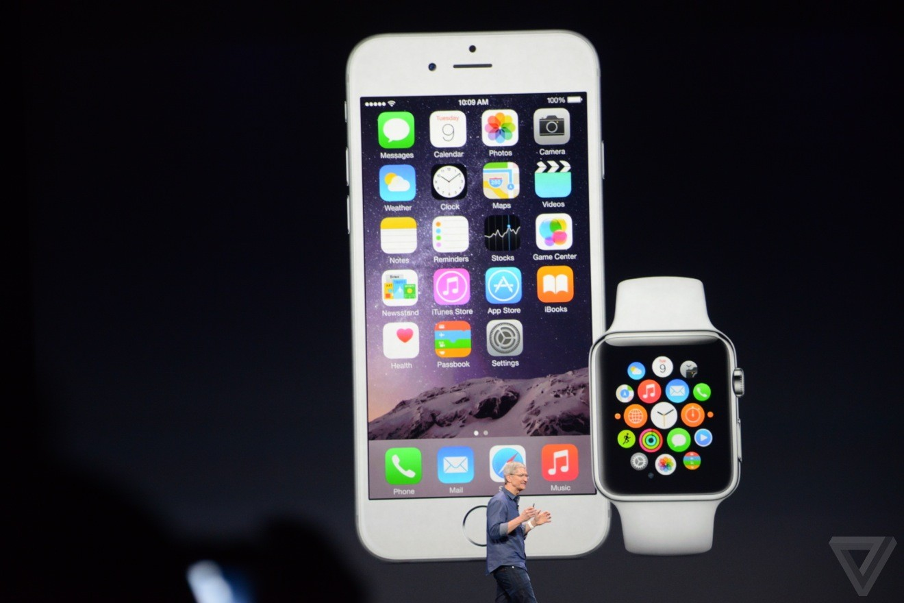 apple watch 20 - Những thông tin thú vị bên lề sự kiện Apple đêm qua