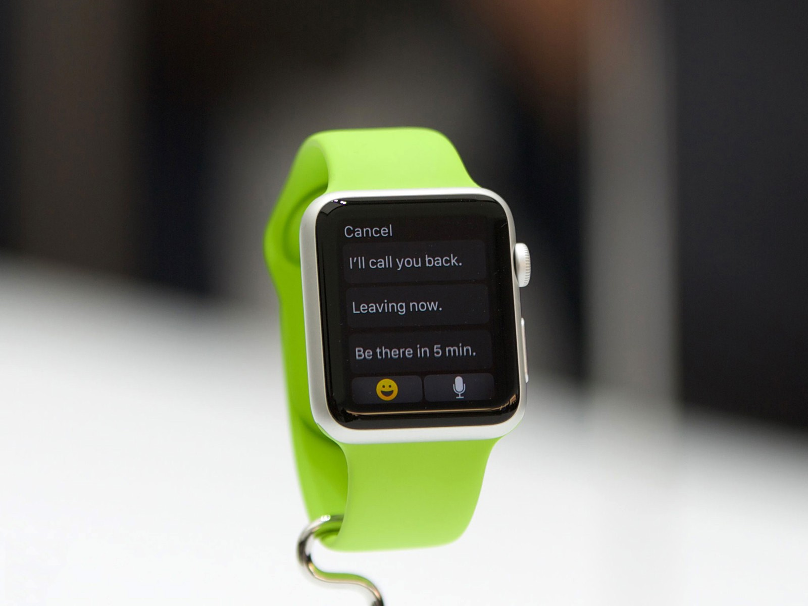 apple watch - Apple Watch hé lộ cấu hình phần cứng