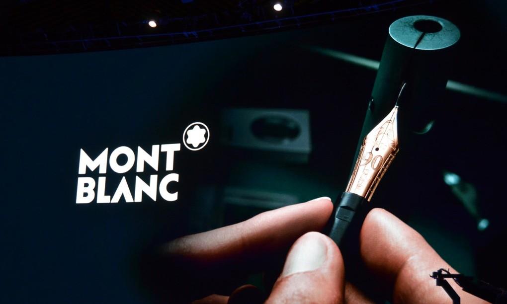 galaxy note 4 but s pen montblanc - Galaxy Note 4 sẽ có lựa chọn bút S Pen của Montblanc