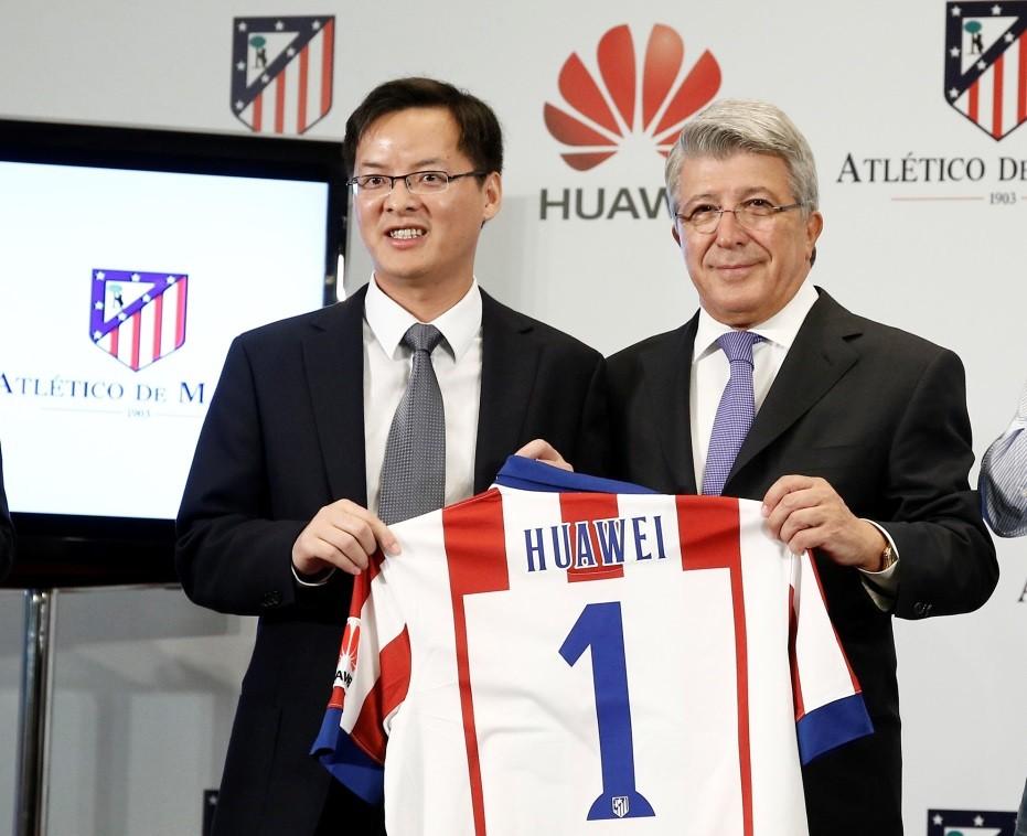 image0011 - Huawei trở thành đối tác toàn cầu của Câu lạc bộ Atlético de Madrid