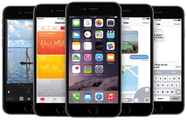 ios 8 - Cẩn thận với lỗi mất dữ liệu iWork và iCloud Drive trên iOS 8