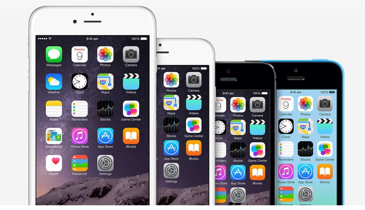 iphone 6 take screenshots - Hướng dẫn chụp màn hình iPhone 6, iPhone 6 Plus