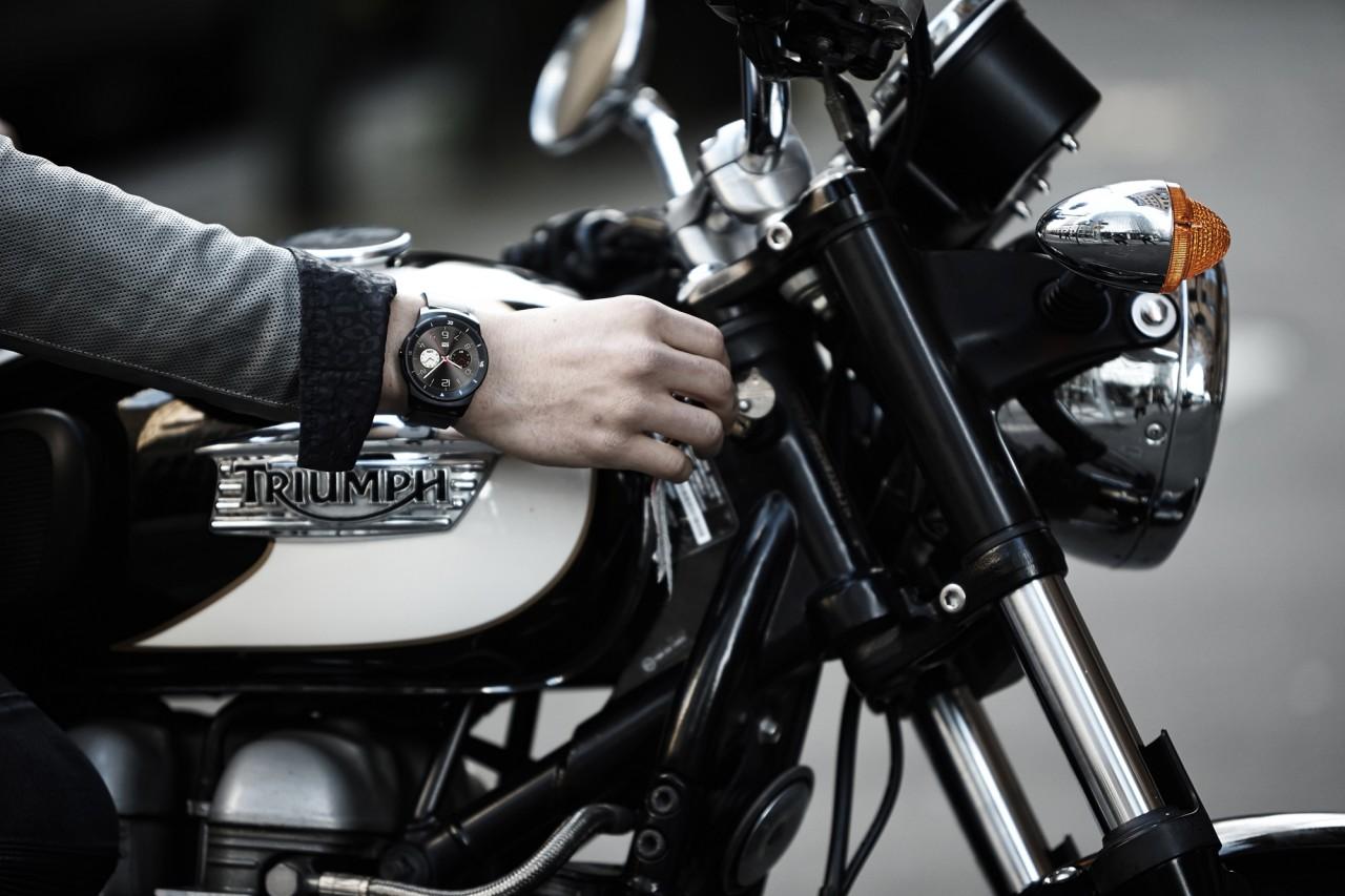 lg g watch r - LG hé lộ G Watch R với màn hình P-OLED