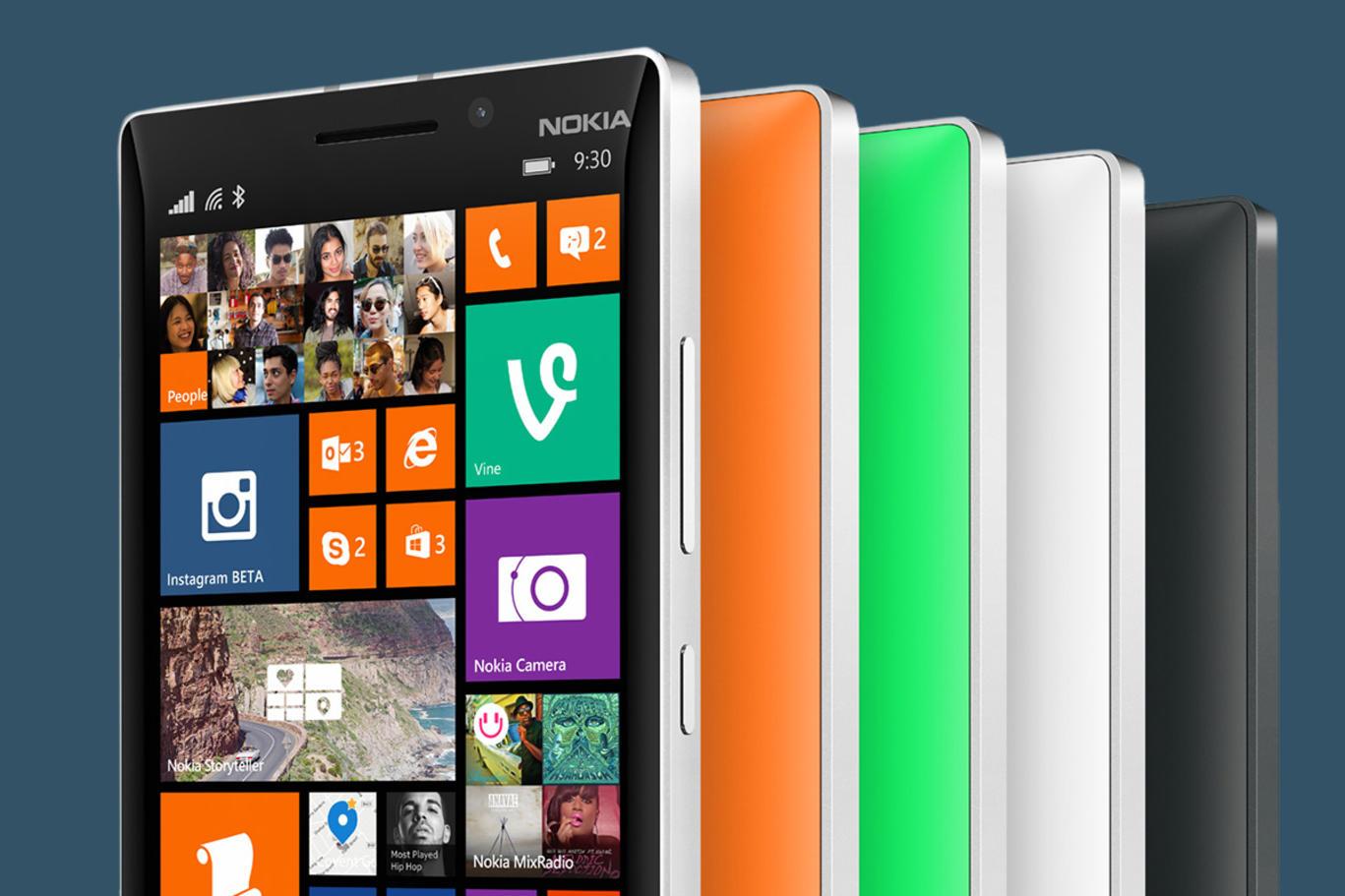 microsoft lumia denim - Microsoft công bố bản cập nhật Lumia Denim cho quý 4