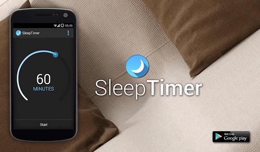 sleeptimer - Sleep Timer: Tự động tắt nhạc khi bạn ngủ quên