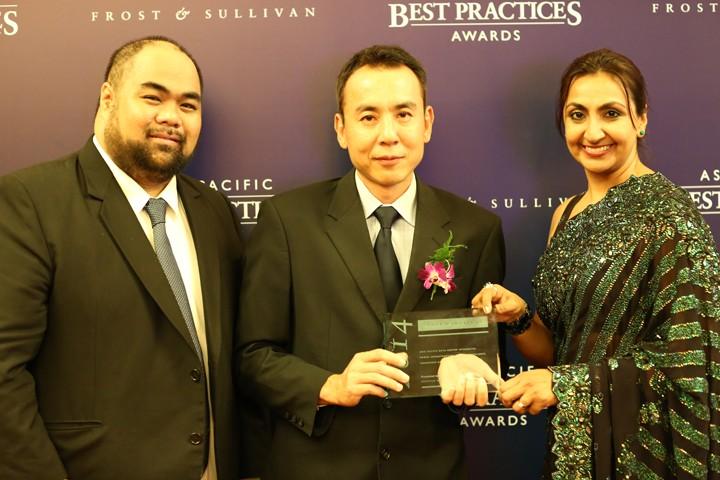 5DM33752 v2 - Emerson Network Power nhận Giải thưởng Nhà Lãnh Đạo Frost & Sullivan khu vực Châu Á Thái Bình Dương
