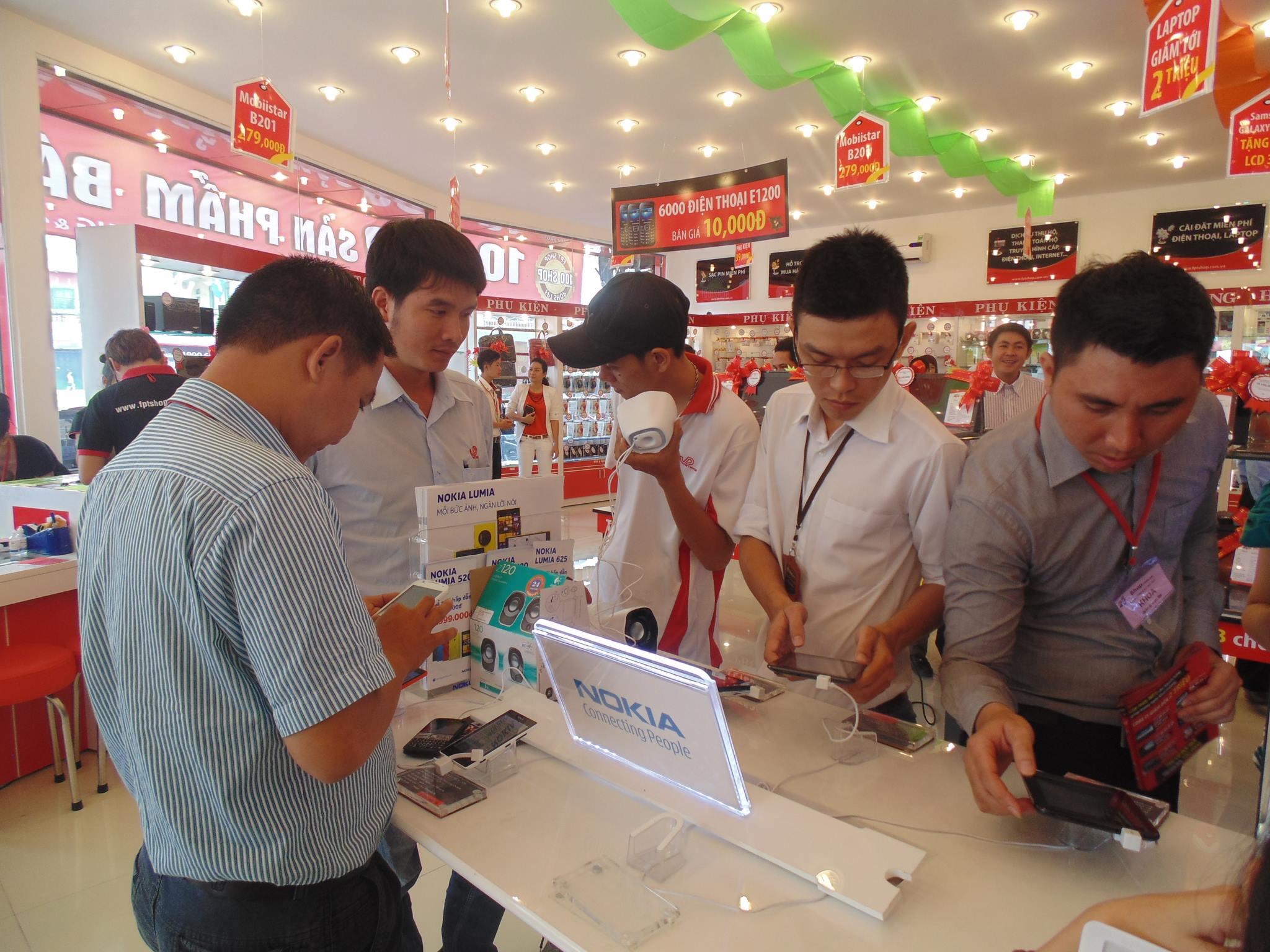 FPT shop - FPT Shop: Đổi smartphone lấy Galaxy Note 4