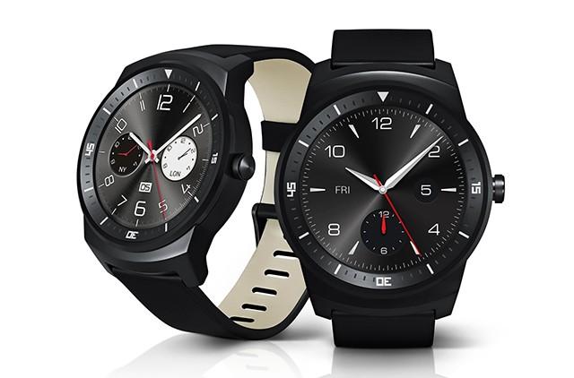 LG G watch r - LG G Watch R chính thức ra mắt vào 14/10