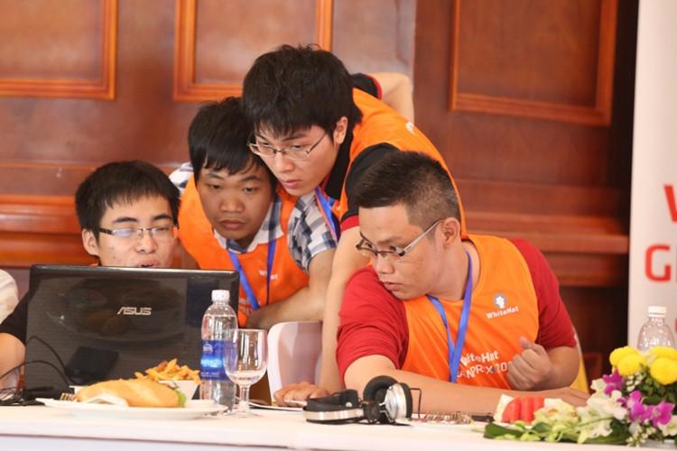 White Hat Grand Prix 2014 01 1 - Việt Nam sẽ có cuộc thi an ninh mạng quy mô toàn cầu