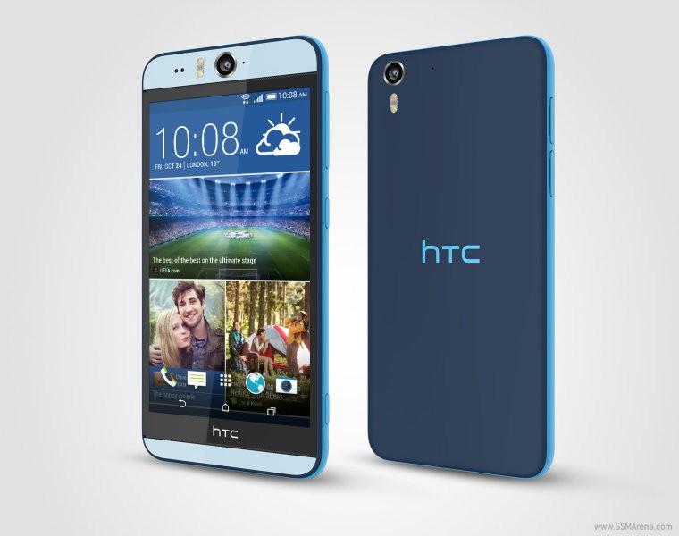 htc desire eye - HTC Desire Eye ra mắt với máy ảnh trước 13Mpx và chip Snapdragon 801