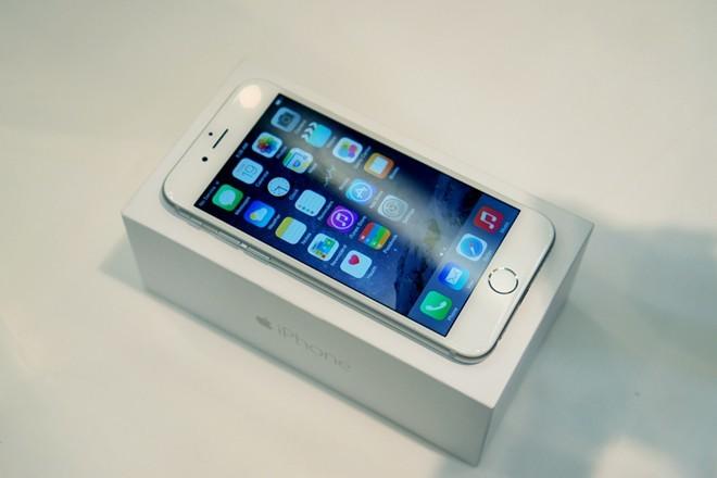 iphone 6 plus - iPhone 6 giữ giá, 6 Plus giảm hàng triệu đồng